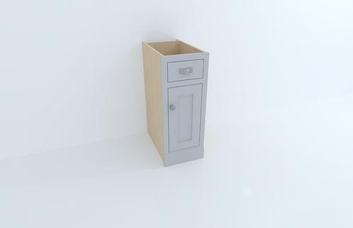 350mm Single Door/Drawer Cabinet