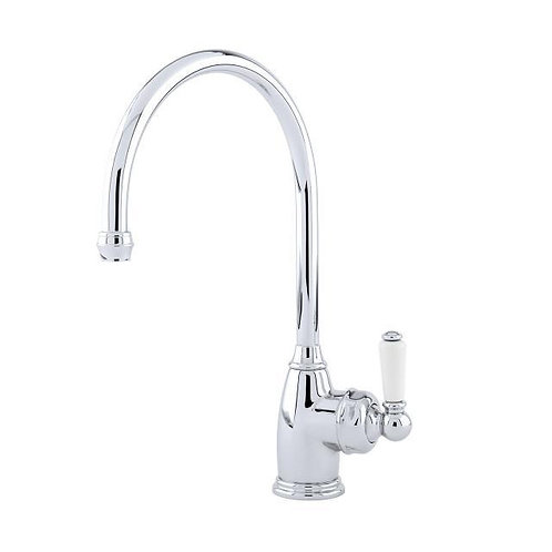 Parthian Sink Mixer with Single Lever Handle