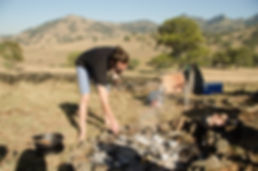 Custom campfire