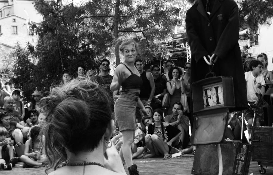 festivl internazionale degli artisti di strada di piazza in piazza pennabilli