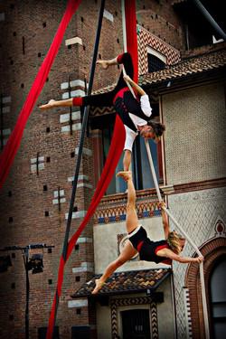 artemis stra festival corda aerea