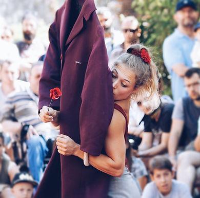 maldimar festival artisti di strada come d'incanto acrobatica aereaardesio