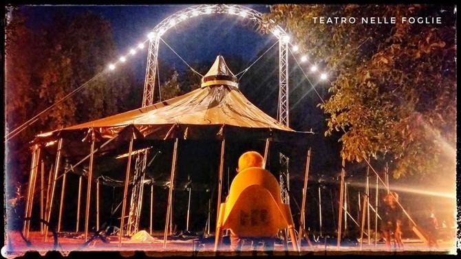 TnF disse: Ci siano luci nel firmamento del cielo, per distinguere il giorno dalla notte..