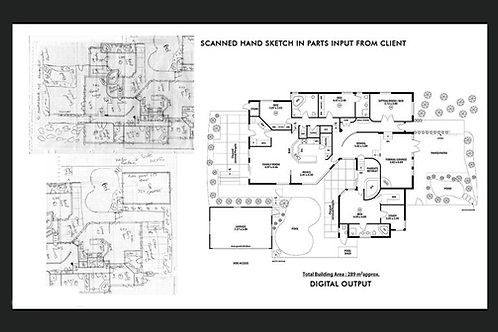 Paper to CAD (DWG)
