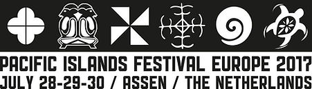 Logo of the Pacific Island Festival Europe 2017, Assen