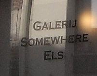 Galerij Somewhere Els, Reyndersstraat 8, Antwerp