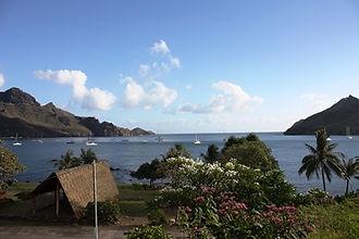 Taiohae Bay, Nuku Hiva