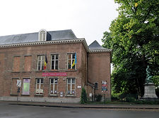 Building of the Faculty for Comparative Study of Religion and Humanism in Wilrijk, Belgium