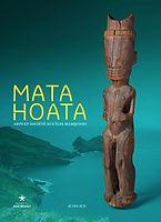 Cover of MataHoata exhibition catalogue