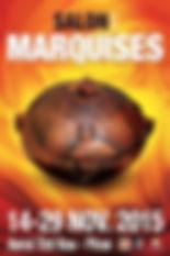 Poster of Salon des Marquises, November 2015