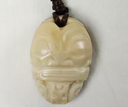 Tiki pendant