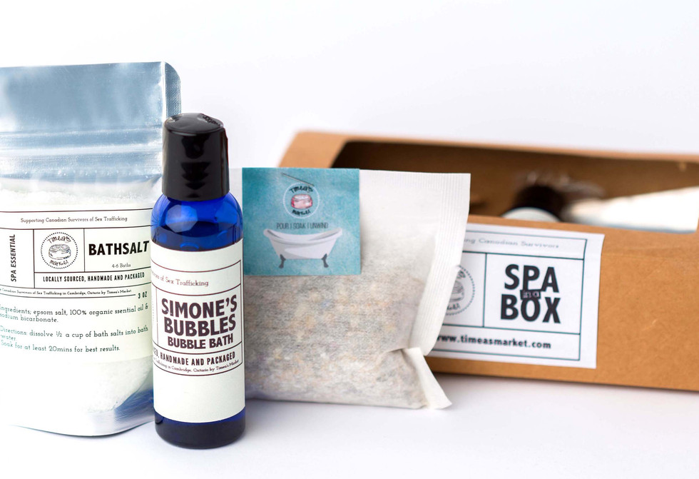 3 PC SPA BOX