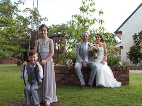 Real Wedding ~ Testimonial