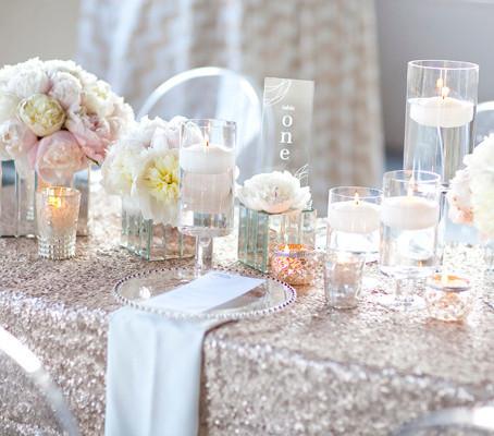 Hot Wedding Trend ~ Specialty Linen