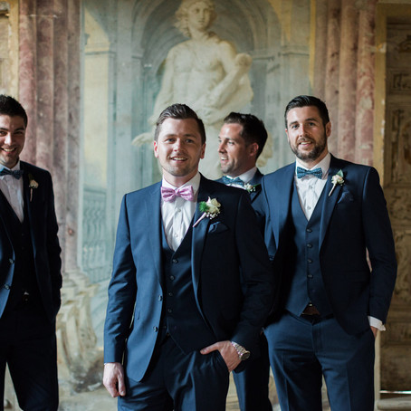 Grooms Wedding Day Style Inspiration
