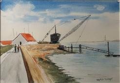 Crane, Burnham