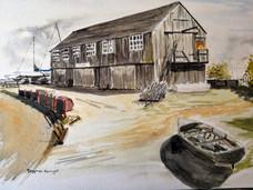 Tollesbury Barn