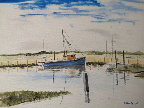 Tollesbury boats (1)
