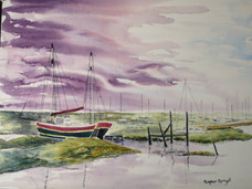 Tollesbury boats (2)