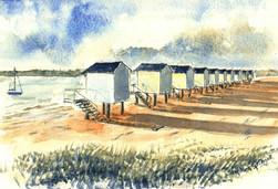 Heybridge Beach Huts
