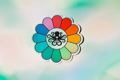 Clutch Smiley Sticker