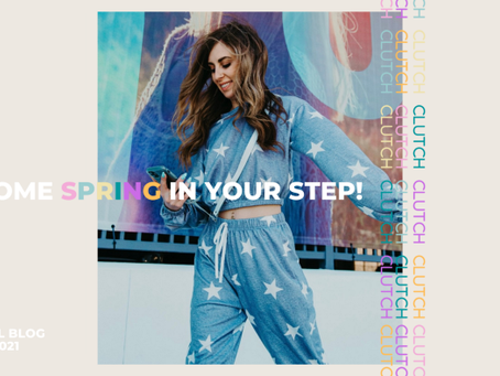 Get Some Spring in Your Step!