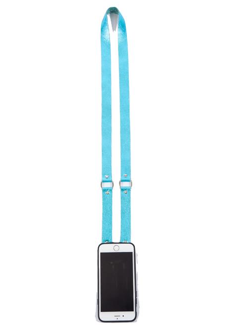 Blue Metallic Original Clutch Strap