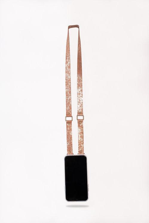 Rose Gold Original Clutch Strap