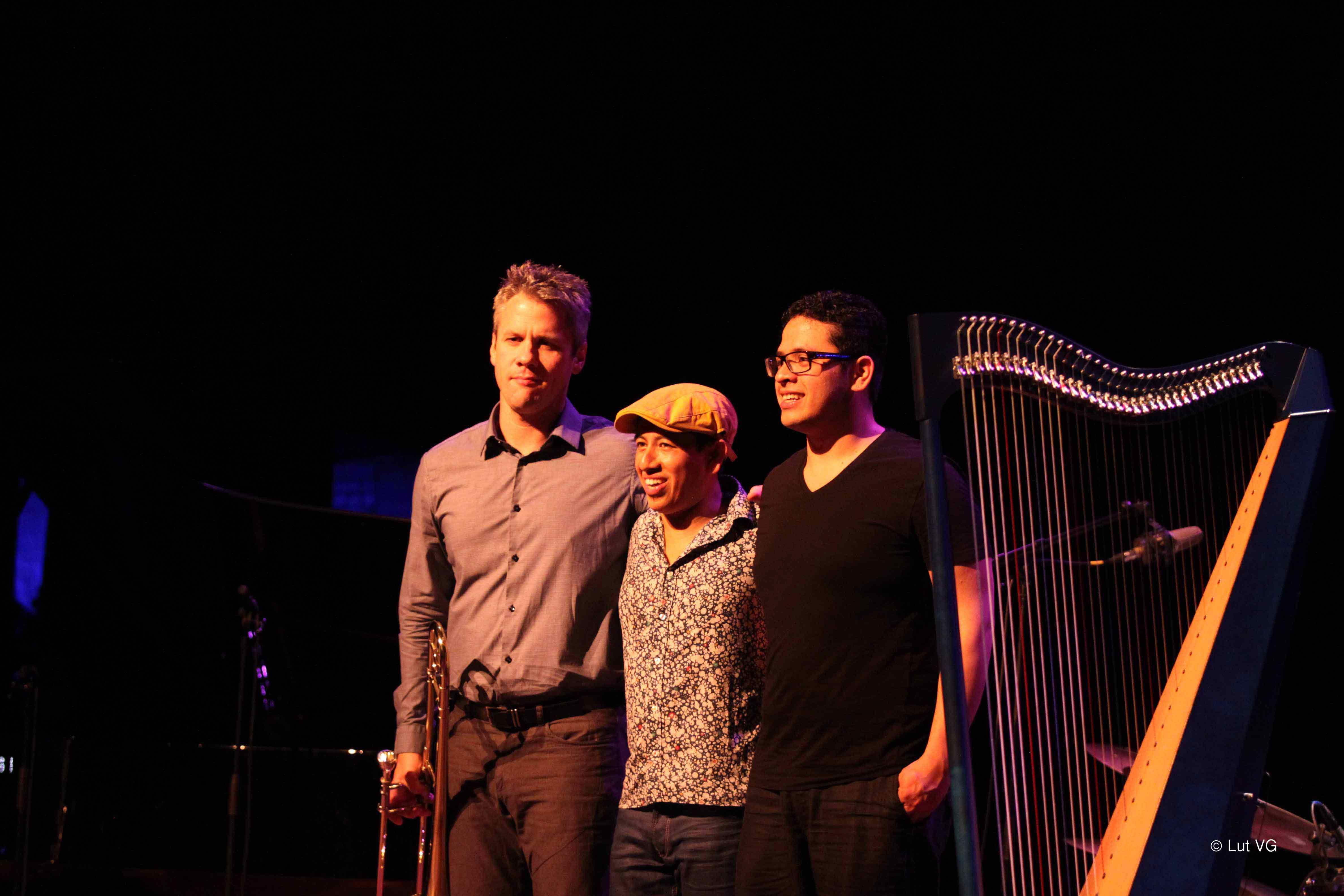 Edmar Castañeda Trio