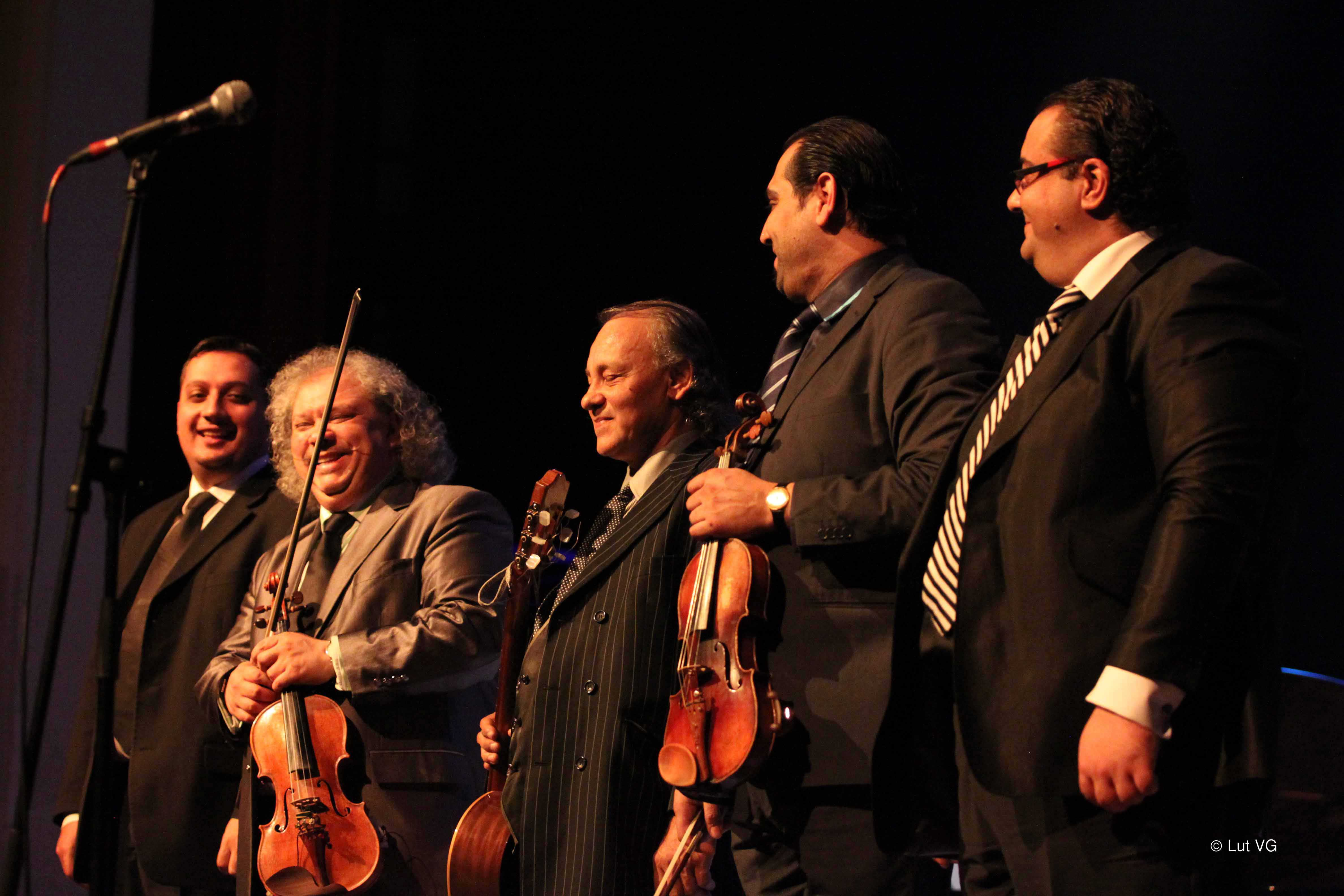 Roby Lakatos and his Group