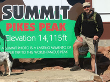 Outdoor enthusiast, hiker, canoeist, SCUBA Divemaster.  Alex Ruff.