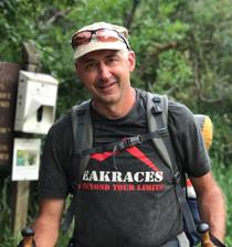 SCUBA Divemaster, canoeist, outdoors enthusiast.  Alex Ruff.