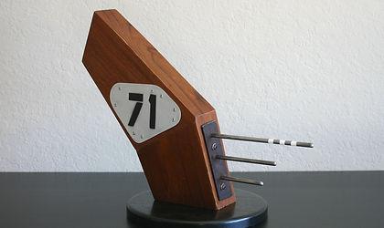 """Esmoreit Koetsier Sculpture """"Journey"""" 2006"""