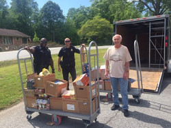 EPD.Vineyards Food Donations