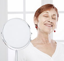 Smiling Middle Aged Woman At Robert Love III, M.D. | Face Lift In Little Rock, Arkansas