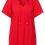 Thumbnail: Blouse-T-Shirt van Cecil in poppy red