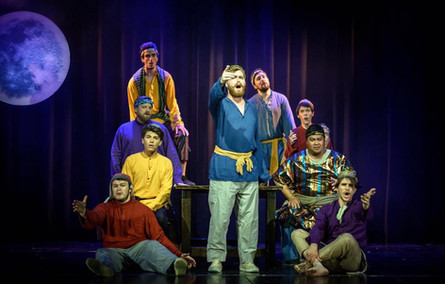 Joseph and the Amazing Technicolor Dreamcoat 2017