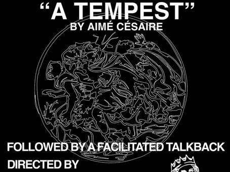 "Virtual Reading of Aimé Césaire's ""A Tempest"""