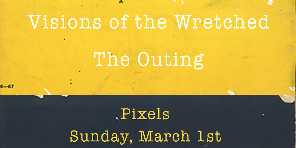 The Outing Live @ Pixels Bar Riverside, CA
