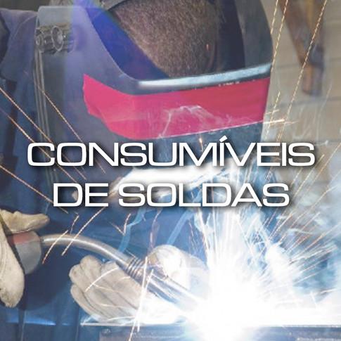 Consumíveis de Solda