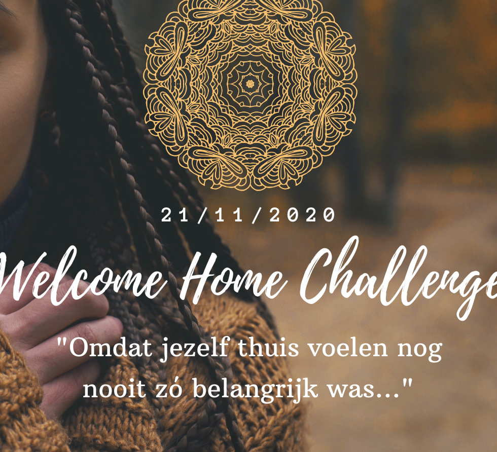 Welcome Home Challenge