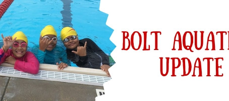 Bolt Aquatics Update - September 20th