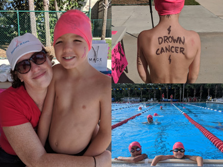 Local Breast Cancer Survivor Transforms Swim Meet Into Fundraiser