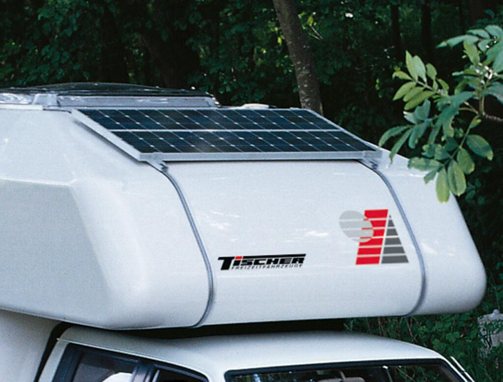 Panneau solaire avec régulateur