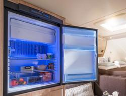 Grand réfrigérateur à absorption
