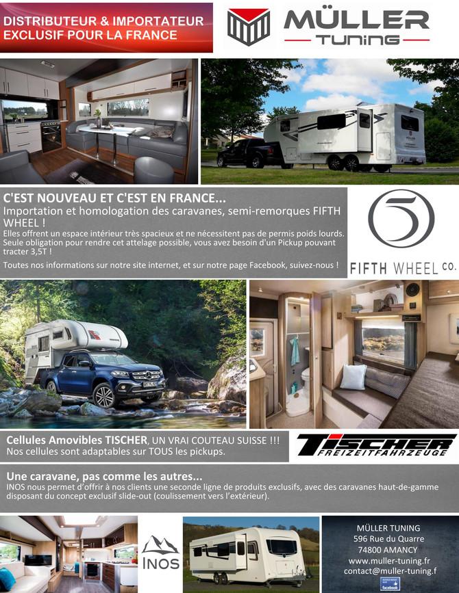 """Bientôt dans """"Le monde du camping car"""""""