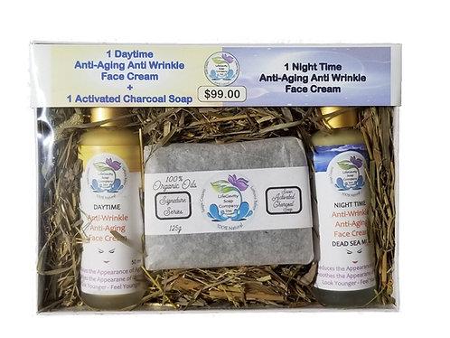 Anti-Aging Anti-Wrinkle Face Cream