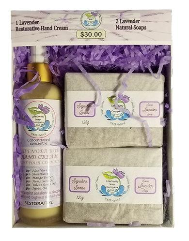 Lavender Gift Pack