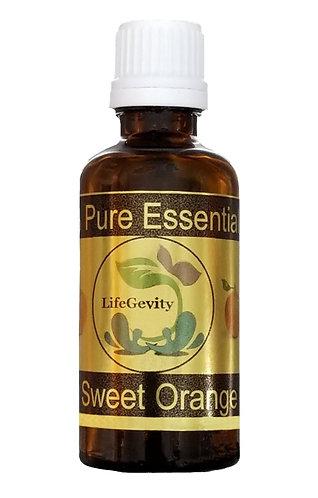 Sweet Orange Essential Oil 50ml