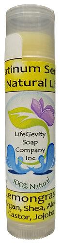 Lemongrass Organic Platinum Lip Balm 4.25 g